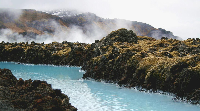 Sunny Iceland