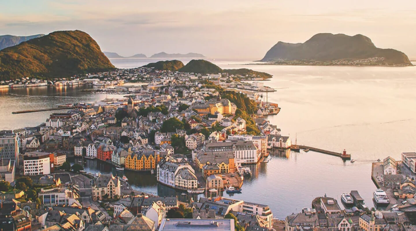 City on the Water Norway