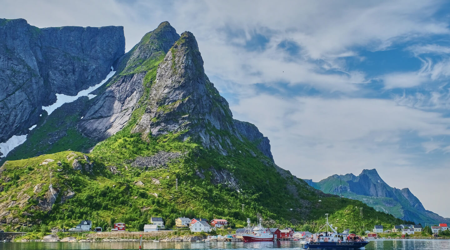 Sunny Norway
