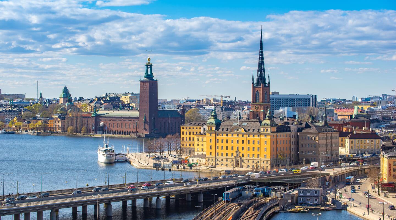 Majestic Sweden